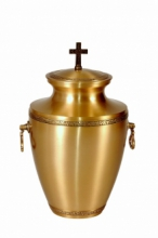 Urne Messing